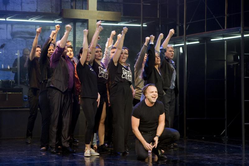V muzikálu se představí téměř celý herecký soubor Slováckého divadla