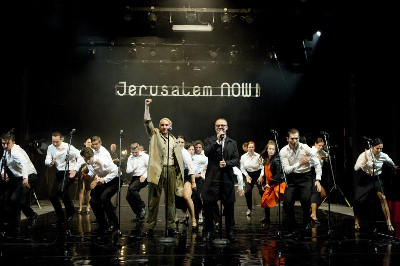 Divadelníci pilně pracovali na koncertní verzi Jesuse