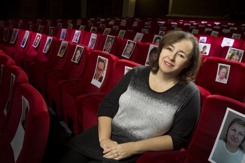 Libuše Habartová je ředitelkou divadla už tři měsíce