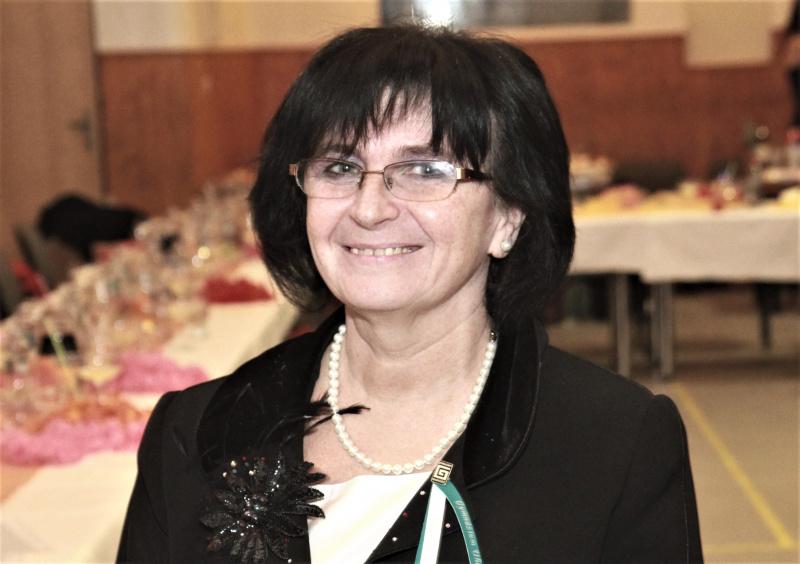 Miroslava Poláková motivuje k návštěvě divadla studenty