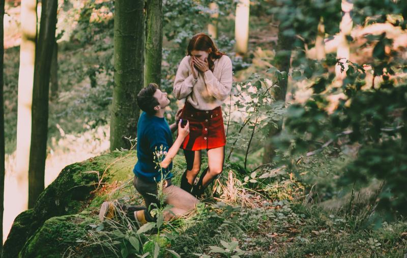 Tereza a David se příští rok vezmou