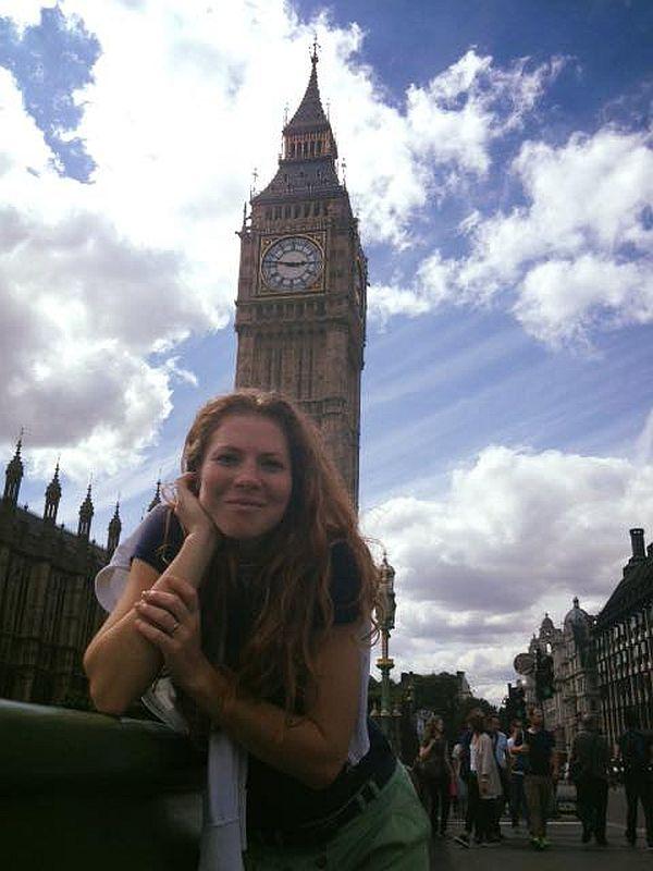 Klára Vojtková - Odpočítávala jsem v Londýně čas do začátku sezóny