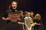 Deník Anne Frankové - Anna Pospíchalová - foto Marek Malůšek
