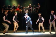 Kdyby tisíc klarinetů - Jan Horák, Jiří Hejcman, Petr Čagánek, Zdeněk Trčálek, David Vacke - foto Jan Karásek