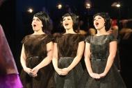 Kdyby tisíc klarinetů - Andrea Nakládalová, Kamila Mitáčková, Jitka Josková - foto Jan Karásek
