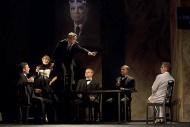 Macbeth - David Vacke, Pavlína Hejcmanová, Tomáš Šulaj, Martin Vrtáček, Petr Čagánek, Pavel Hromádka - foto Marek Malůšek