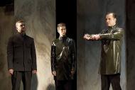 Macbeth - Petr Čagánek, David Macháček, Jiří Hejcman - foto Marek Malůšek