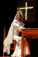 jako Micaela v muzikálu Carmen - foto Jan Karásek