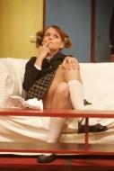 jako Vicki Brownová v komedii 1+2=6 (Jeden a dvě je šest) - foto Jan Karásek