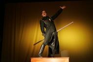 jako Antonio Monteco v muzikálu Carmen - foto Jan Karasek