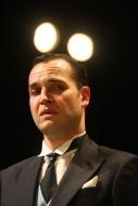 jako Jack Worthing v komedii Jak důležité je ho mít... - foto Jan Karásek