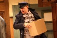 jako Uncle George v komedii Nájemníci - foto Jan Karásek