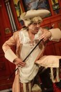 jako komediant Lupino v pohádkové komedii Dalskabáty hříšná ves aneb Zapomenutý čert - foto Jan Karásek