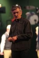 na zkoušce muzikálu Kdyby tisíc klarinetů, duben 2012 - foto Jan Karásek