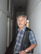 v chodbách Slováckého divadla, srpen 2009