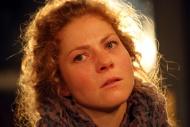 jako Carol v inscenaci Oleanna - foto Jan Karásek