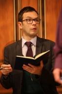 jako Dr. Chapman v komedii Nájemníci - foto Jan Karásek