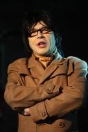 jako Artur v inscenaci Cybercomics - foto Jan Karásek