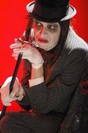 jako Doktor v inscenaci Mein Faust - foto Jan Karásek