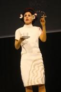 jako Liu v inscenanaci Cybercomics - foto Jan Karásek