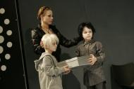 Medeia - Alžběta Kynclová jako Chůva, děti  - foto Jan Karásek