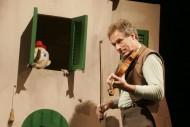 Pinocchio a Pavel Majkus - foto Jan Karásek 2010