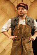 jako kovář Tyburec v pohádkové komedii Dalskabáty hříšná ves aneb Zapomenutý čert - foto Jan Karásek