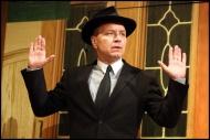 jako Mr Forbright v komedii Nájemníci - foto Jan Karásek