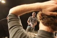 při zkoušce Hráčů v květnu 2011 - foto Jan Karásek