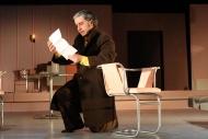 jako Advokát Krogstad v dramatu Nora - foto Jan Karásek