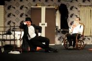 jako Pan Halibut v komedii Penzion pro svobodné pány - foto Jan Karásek