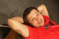 na zkoušce komedie Hráči - foto Jan Karásek