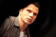 jako Carlos v komedii Konkurz podle Grönholma - foto Jan Karásek