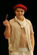 jako Jim v romantickém dramatu Obchodník s deštěm - foto Jan Karásek