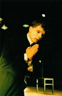 jako Alexej Fjodorovič Karamazov v inscenaci Bratři Karamazovi - foto Miroslav Potyka