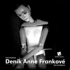 Deník Anne Frankové, plakát - Eva Jiřikovská©2015
