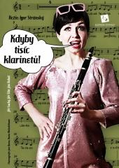 Kdyby tisíc klarinetů, plakát -  Eva Jiřikovská©2012