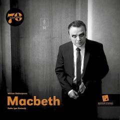 Macbeth, plakát - Eva Jiřikovská©2015