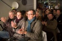 Čarodějnice v kuchyni - spokojené premiérové publikum - foto Marek Malůšek