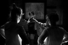 Tanec na jevišti