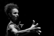 Choreografka Linda Fernandez Saez
