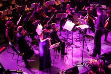 Prestige symphony orchestra